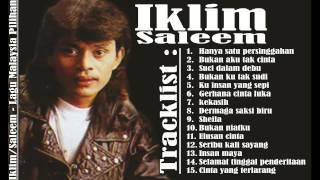 download lagu Saleem/iklim - Hits Lagu Malaysia Pilihan Terbaik  Slow gratis