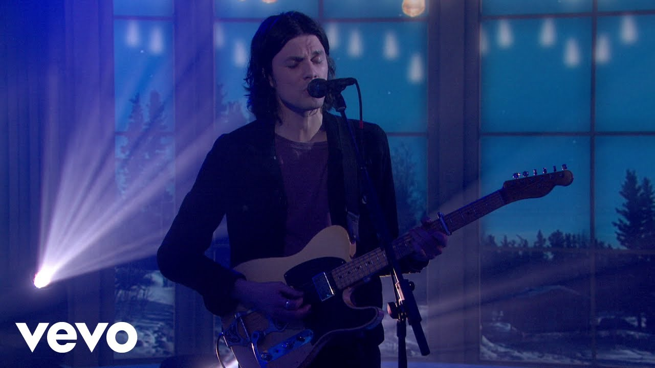 "James Bay - 米NBC「The Today Show」にて""Bad""を披露 ライブ映像を公開 thm Music info Clip"