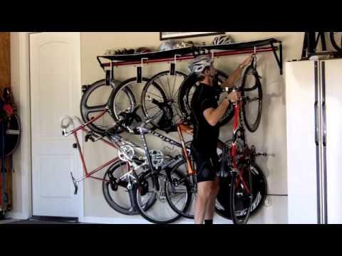 Velogrip Bicycle Racks Youtube