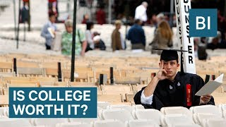 Is College A Waste Of Time And Money?