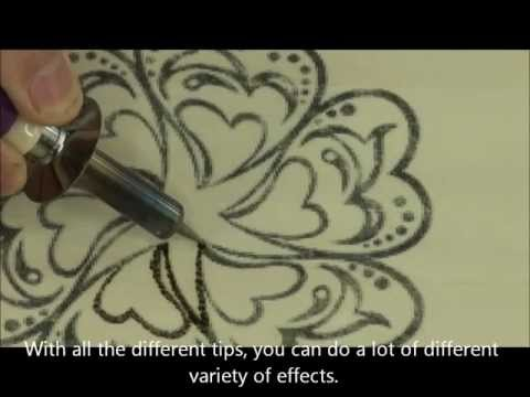 Wood Burning 101, Pyrography Letters, Signs For Fun on