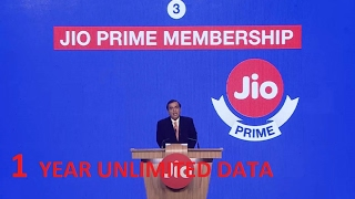 Jio unlimited till 31 march 2018.