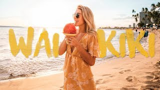 Being A Tourist For The Day In Waikiki | WHAT TO DO IN HONOLULU, HAWAII