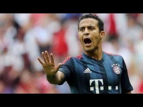 Thiago Alcantara ▷ All Skills & Goals 2013/2014 - Fc Bayern