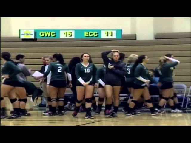 Golden West College Women's Volleyball Playoffs 11/30/13