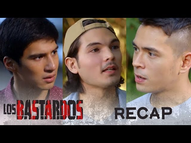 PHR Presents Los Bastardos Recap: Connor crosses paths with Lucas and Isagani