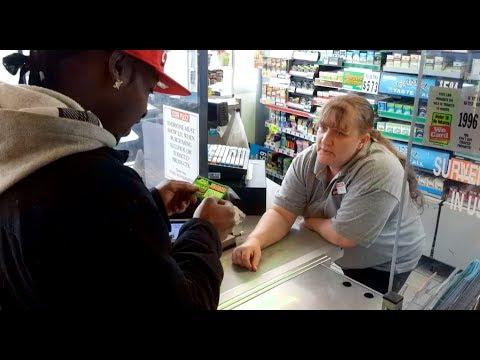 Fake Winning Lottery Tickets!! -Dirty Deed