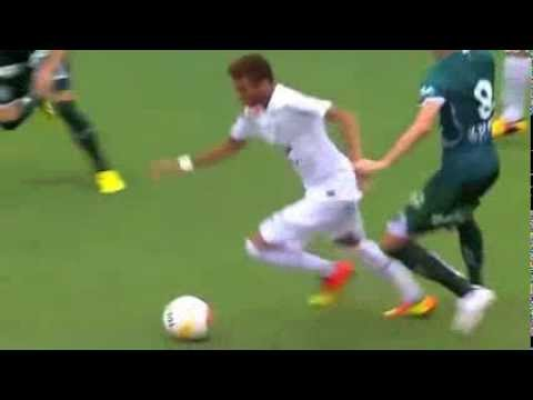Neymar Da Silva Santos Junior ► New Skills & Tricks 2013...