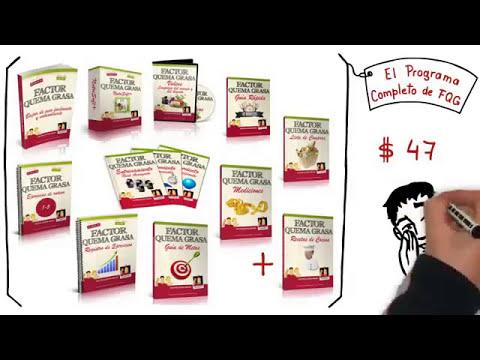 Descarga el Original Libro Factor Quema Grasa Pdf Gratis - Cinco alimentos para bajar de peso
