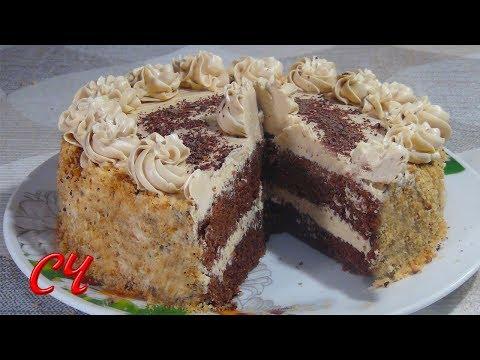 Торт Новогодний. Очень Бюджетный Вариант,но Безумно Вкусный!|New Year Cake