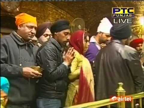 Aarti Kirtan{bhai Sukhjinder Singh Ji, Sri Harmander Saheb Ji}},  January 03, 2012 video