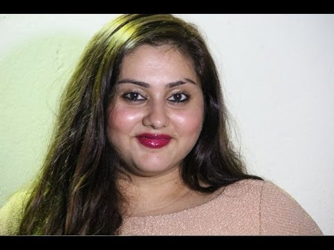 Actress Namitha to be ICCIS ambassador? thumbnail