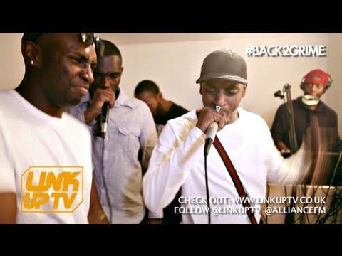 Back 2 Grime - StayFresh ft GrimeSquad (Live on @alliancefm) @Back2Grime | Link Up TV