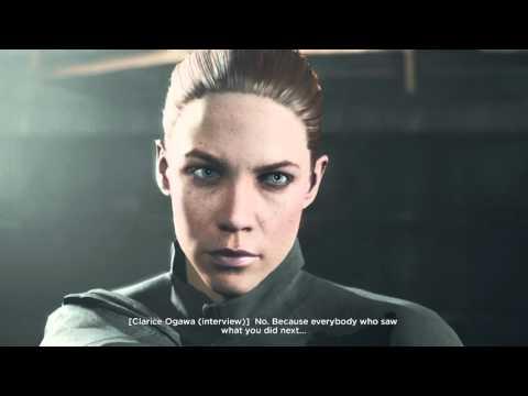 Quantum Break playthrough pt6 - Journey to the Dry Docks