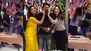 Director Anil Ravipudi Birthday Celebrations By Tammannah ,Venkatesh and mehreen pirzada   FL