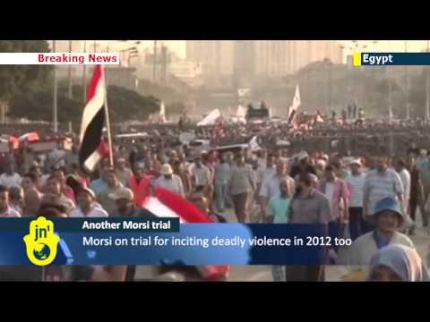 Morsi faces third criminal charge