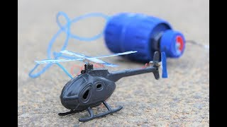 how to make a generator Helicopter at home - US