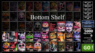 The Ultimate Custom Night | My Own Challenges