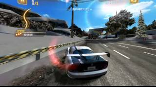 Asphalt 7 Gameplay Acer a510
