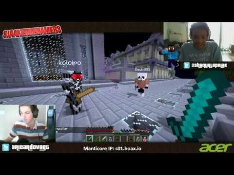 MANTICORE Beta Livestream! #1 Let's Play!