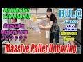 Massive Bulq.com Pallet Unboxing - Mystery Item - Retails $10,000 -102 Items Uninspected Returns