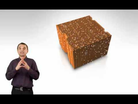 Pose Brique Monomur Brique Monomur Terre Cuite