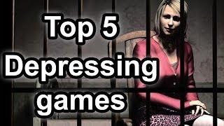 Top 5 - Depressing games