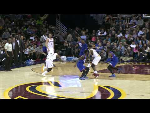 Kyrie Irving Breaks JaKarr Sampson's Ankles with His Handles