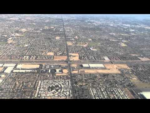 MC VIET THAO- Landing at PHOENIX SKY HARBOR INTERNATIONAL AIRPORT- USA.