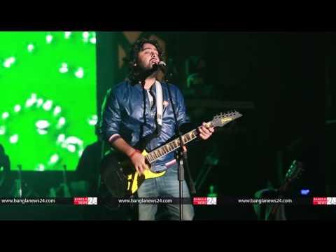 Arijit Singh Live Concert at Dhaka Jamuna Future Park   720p