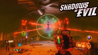 "Black Ops 3 ZOMBIES ""Shadows of Evil"" - KILL THE SHADOW MAN EASTER EGG TUTORIAL! (BO3 Zombies)"