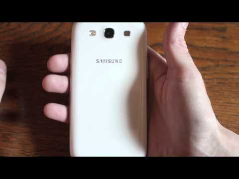 Samsung Galaxy S3 [GT-I9300] Phone Hardware Review - Androidizen