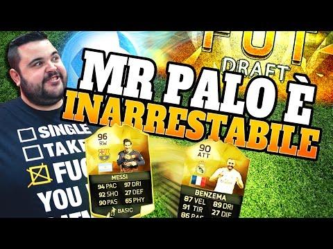 Fifa 16 Draft: MR Palo è Infermabile!!!