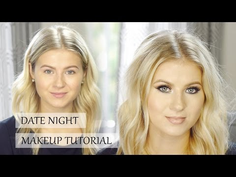 EASY DATE NIGHT MAKEUP | TUTORIAL | Milabu