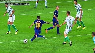 Lionel Messi ● 17 Extremely Powerful Shots ►Overpowered Strikes◄