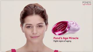 Pond's Age Miracle – Anti aging range