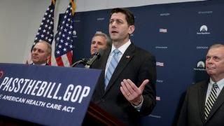 Will the new GOP health bill pass through Congress?