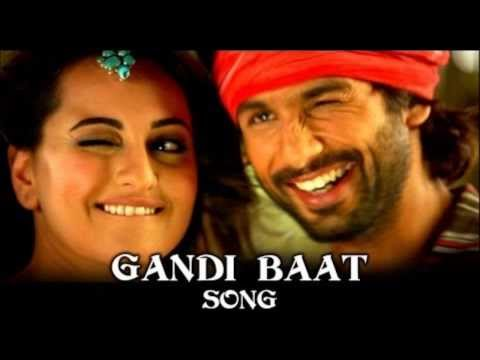 Gandi Baat Song Rajkumar 2013 - Singer Mika Singh Music By Pritam - Shahid Kapoor And Sonakshi Sinha video
