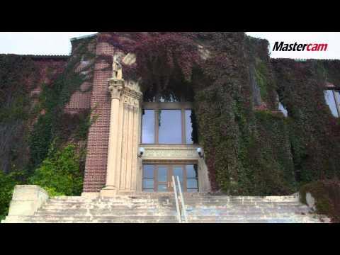 Dunwoody College of Technology Using Mastercam