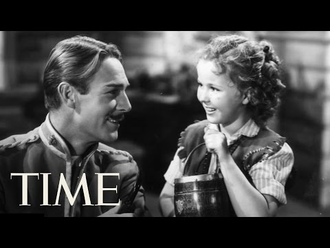 Childhood Star Shirley Temple Dies At Age 85