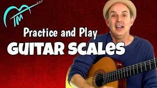 Learn Guitar Scales | How To Play Guitar Scales for Beginners Fast (plus Free Workbook)