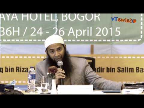 Muslim Family Day Out - Sesi 7 - Fase Kiamat - Ustadz DR.Syafiq Bin Riza Basalamah