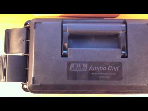 MTM Case-Gard Ammo Can & Box Review