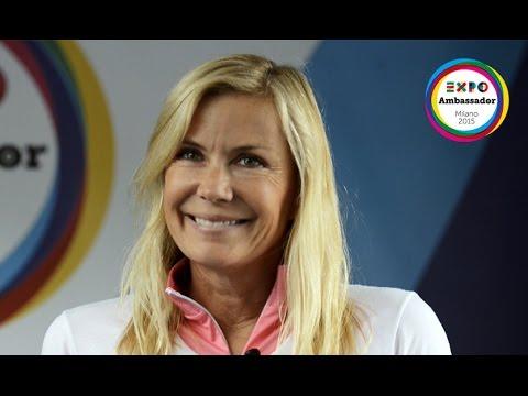 Expo Milano 2015 Ambassador Katherine Kelly Lang eng