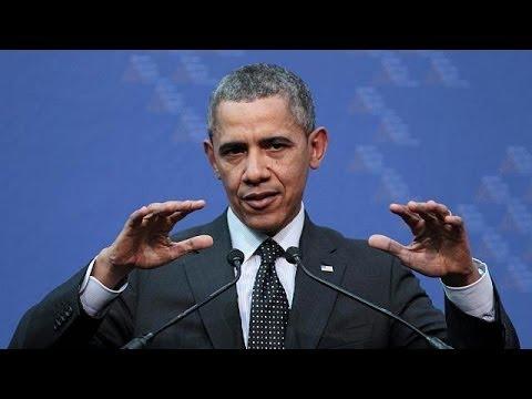 Obama brands Russia 'a regional power'