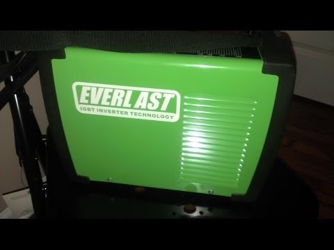 2014 EVERLAST POWER ARC 140ST (Review)