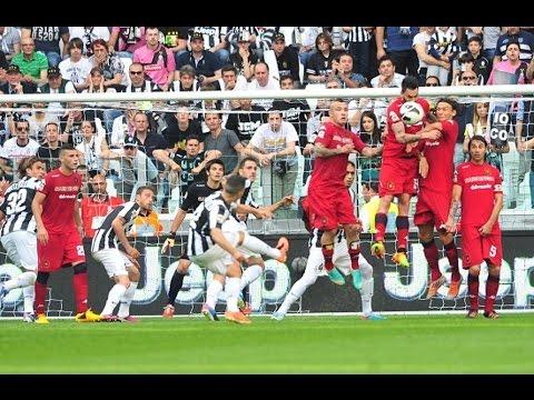 Juventus - Cagliari 1-1 (11.05.2013) 18a Ritorno Serie A.