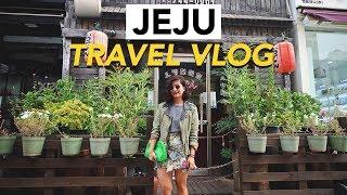 Jeju Travel VLOG 2017 | Shopping & Eating while working