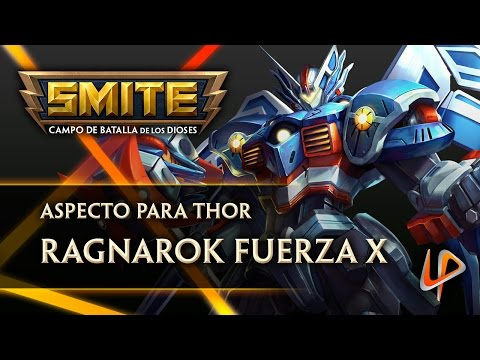 Revelación de Aspecto Ragnarok Fuerza X - Dios Thor