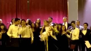 Adana Güzel Sanatlar Lisesi Müzik Bölümü Dinletisinden bir kuple